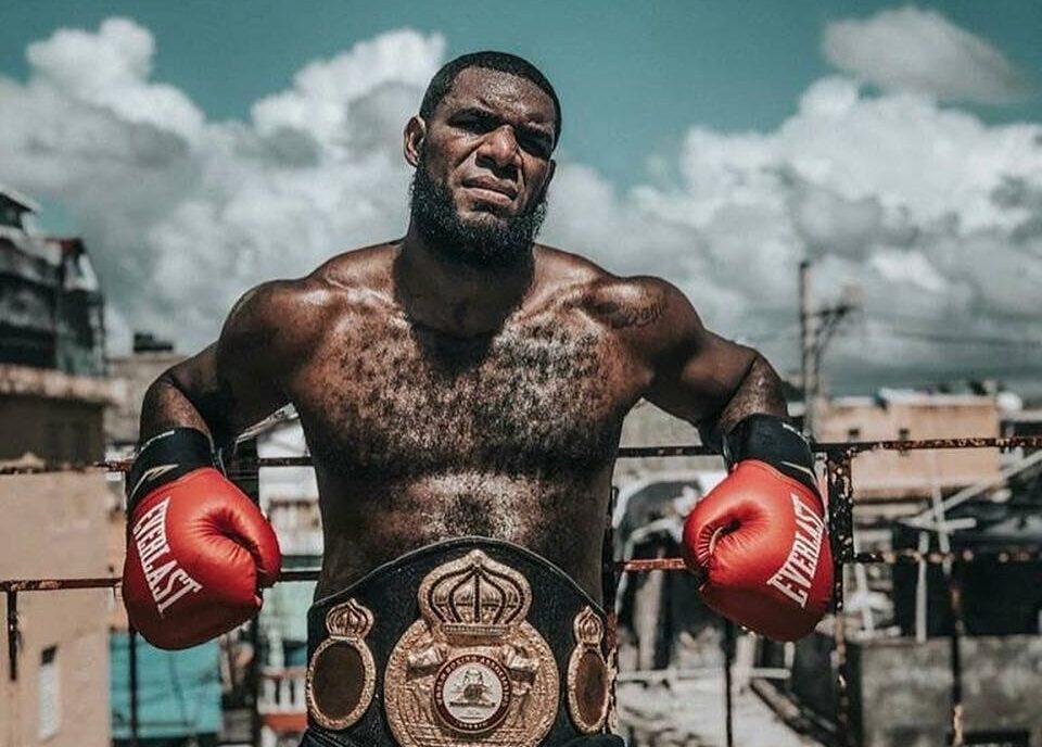 Félix 'Mangú' Valera (Shuan Boxing)