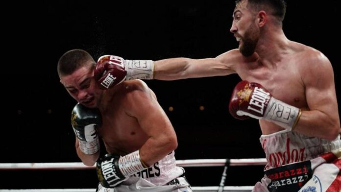 Sandor Martin vs Nestor Maradiaga
