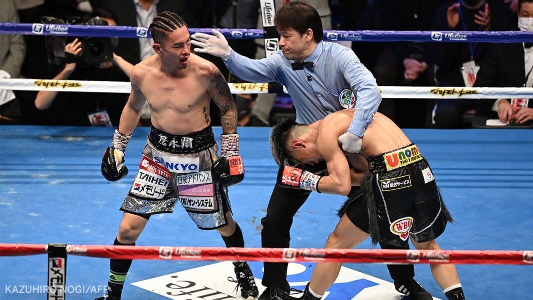 Kazuto Ioka quiere pelear ante el 'Gallo' Estrada y unificar toda la división de las 115 libras.