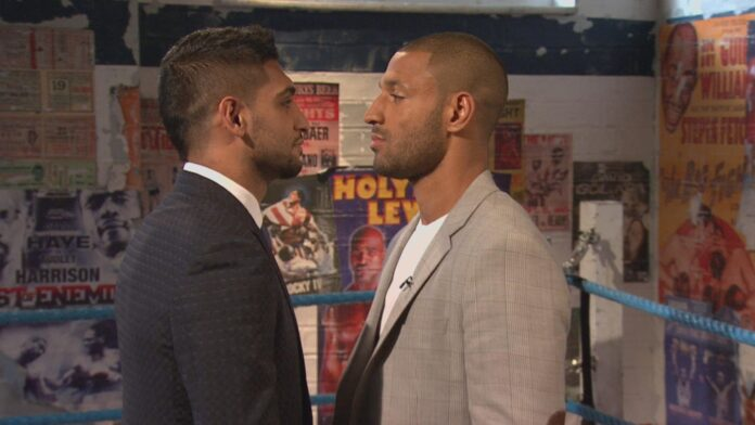 Amir Khan vs. Kell Brook