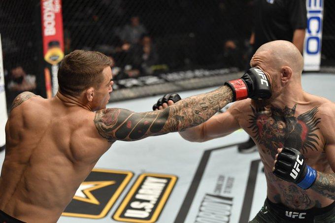 Dustin Poirier derrota a Conor McGregor