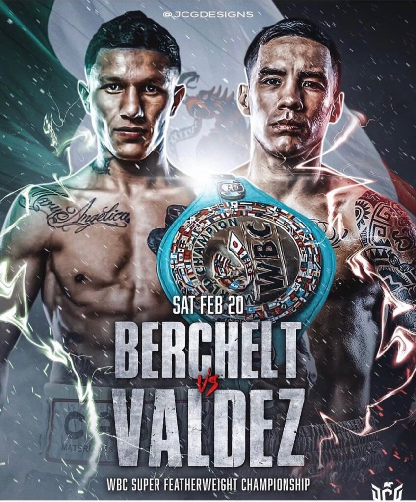 Óscar Valdez tratará de destronar a Miguel Berchelt este próximo sábado en Las Vegas