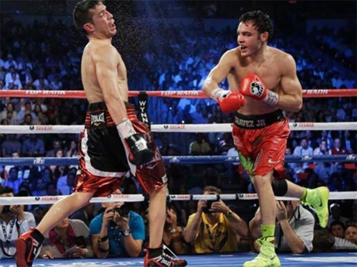 Julio César Chávez Jr. vs Sergio 'Maravilla' Martinez