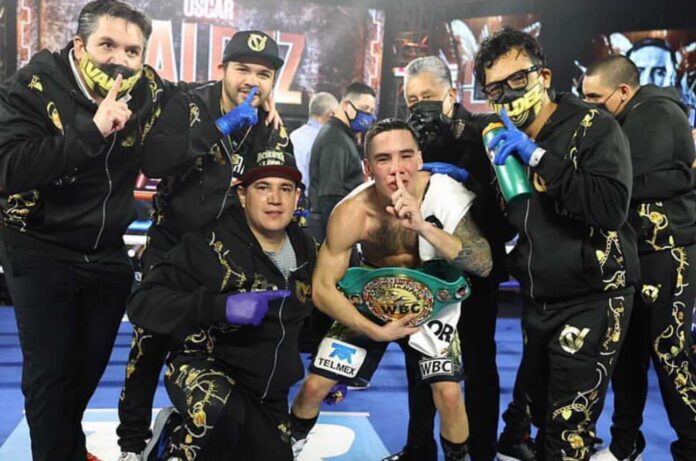 Team Oscar Valdez