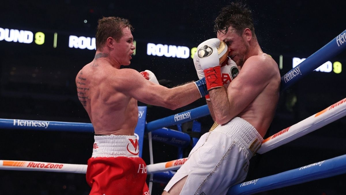 "Saul ""Canelo"" Alvarez - Frases de Boxeo"