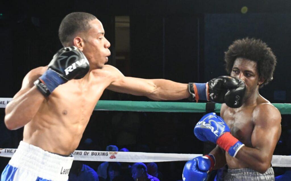 Lionard Stiven vs Héctor Manuel Nivar