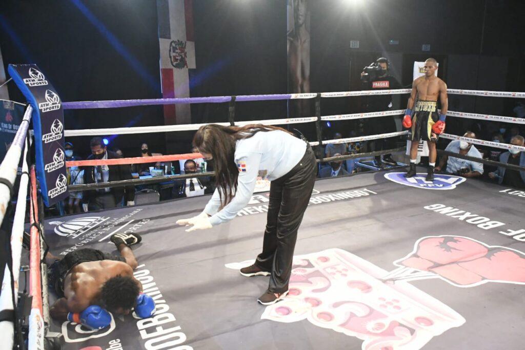 Derlyn Hernández vs Berlin Yordanier Calderón
