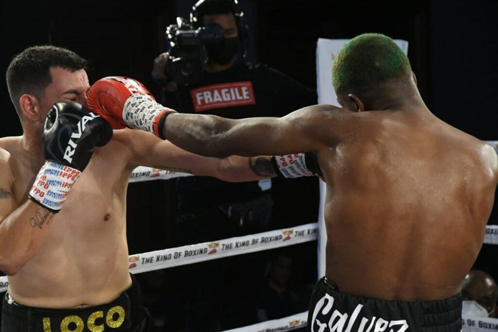 Luis Ronaldo Castillo vs José Galvez