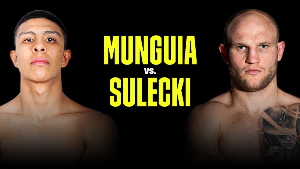 Jaime Munguia y Maciej Sulecki