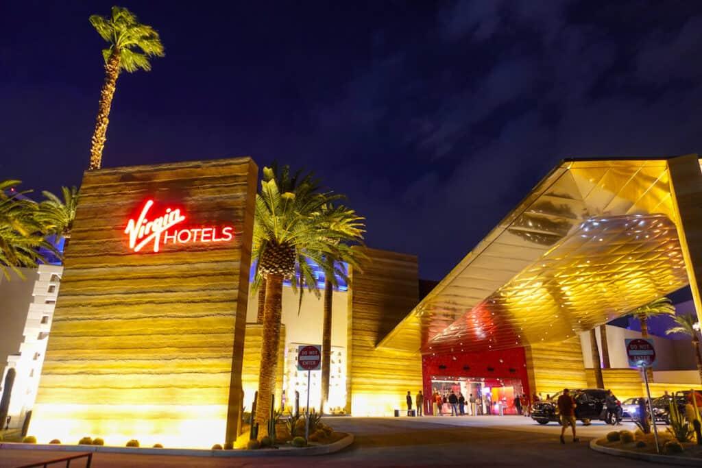 Virgin Hotels Las Vegas   Top Rank