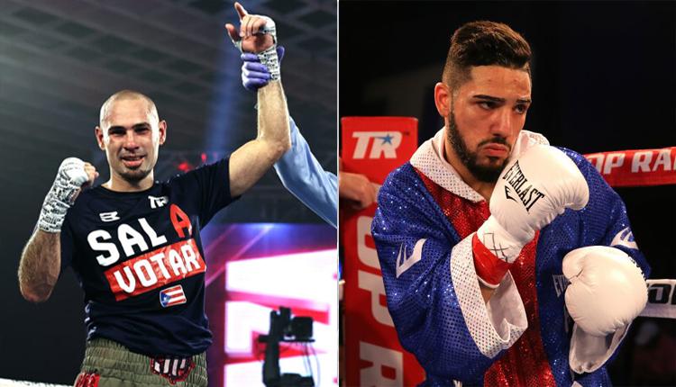 Pedraza vs. Rodríguez se escenificará el 12 de junio en Las Vegas.
