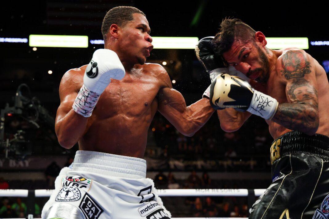 Devin Haney derrota a Jorge Linares