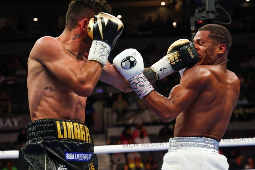 Jorge Linares vs Devin Haney