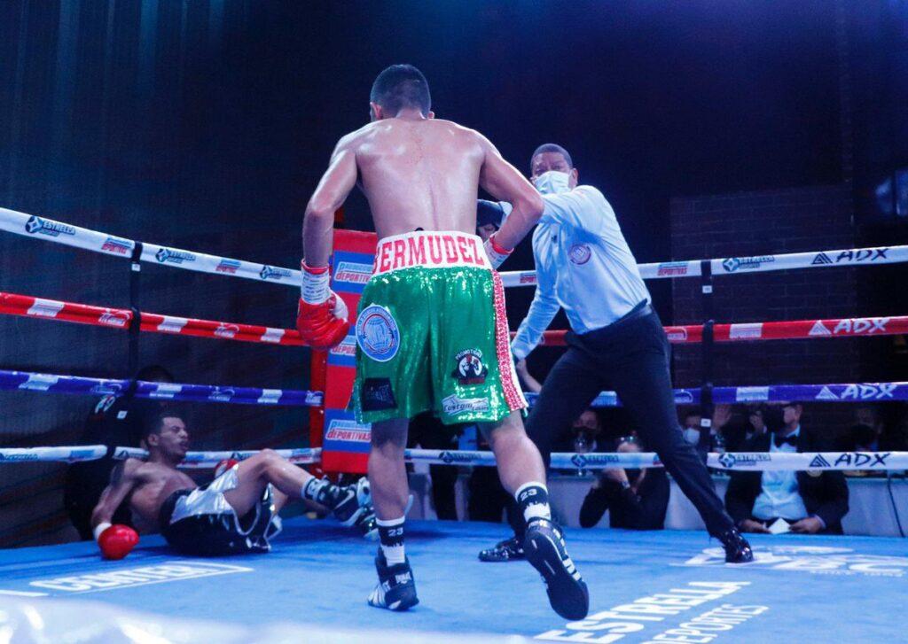 Esteban Bermúdez vs Carlos Cañizales