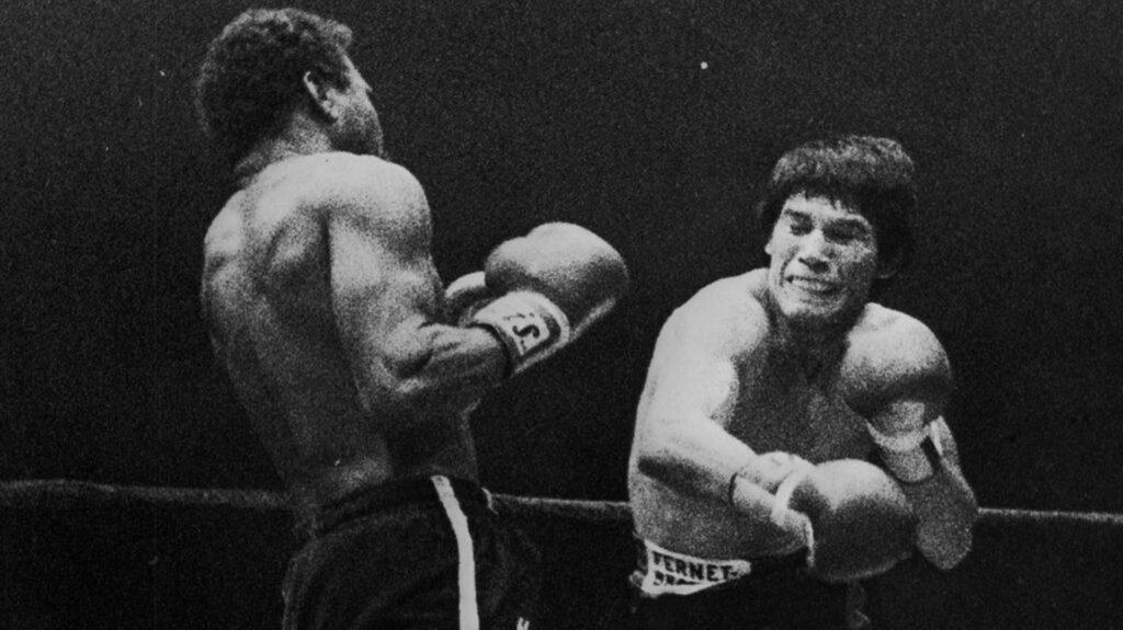 Carlos Monzón vs Rodrigo Valdéz