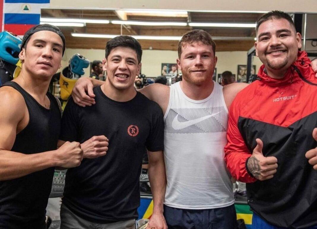 Óscar Valdez, el Canelo, Andy Ruíz y Brandon Moreno