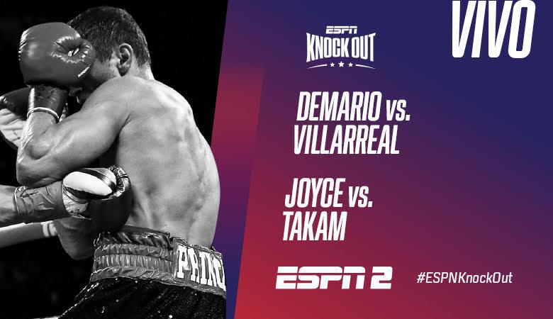 Carlos Takam vs Joe Joyce cartelera ESPN