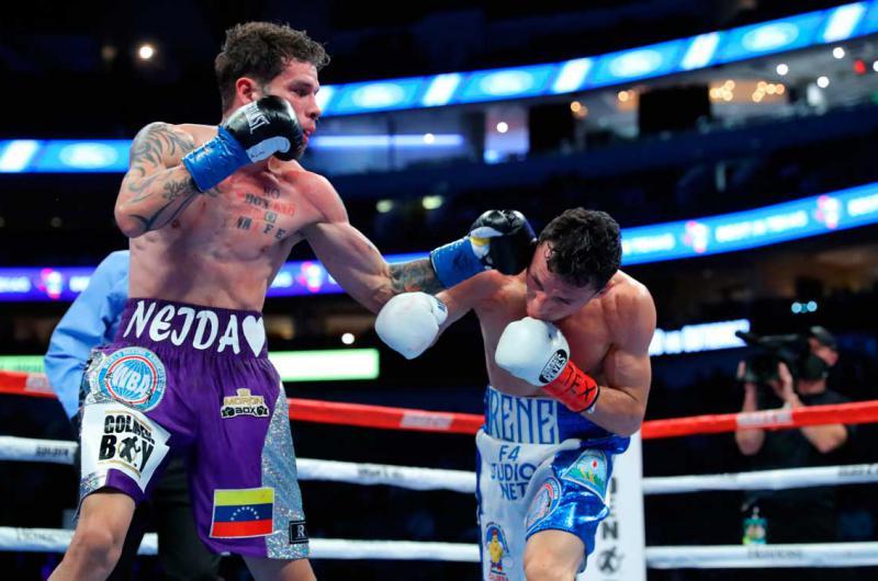 Roger Gutiérrez vs René Alvarado