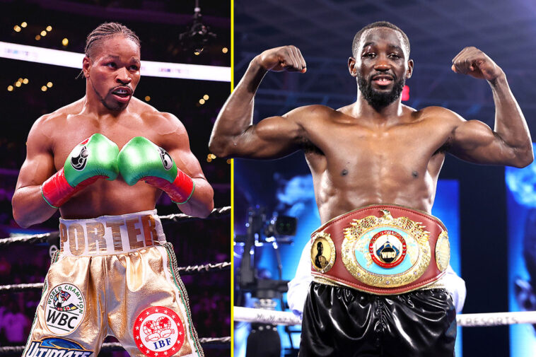 Shawn Porter & Terence Crawford
