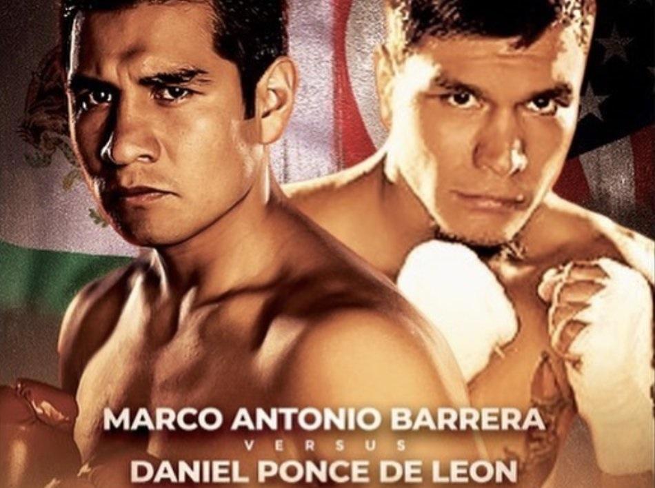 Marco Antonio Barrera & Daniel Ponce de León 2