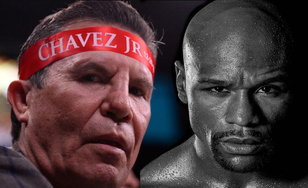 Julio César Chávez & Floyd Mayweather
