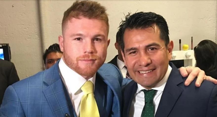 Canelo Álvarez & Marco Antonio Barrera